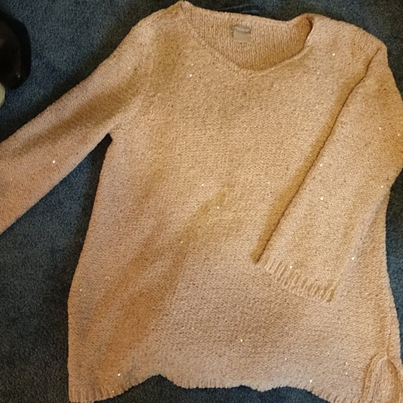 Chicos sweater size 1